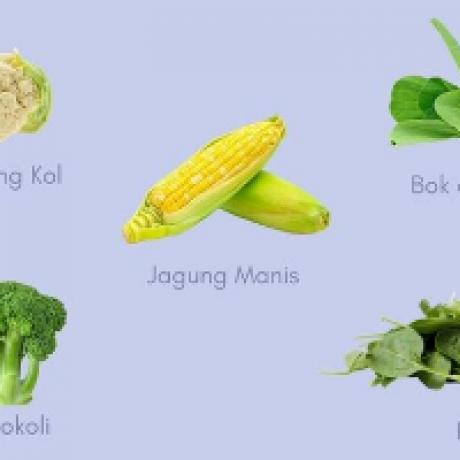 5 Sayuran Kaya Protein Yang Baik Dikonsumsi Setiap Hari
