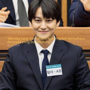 Kumpulan Qoutes Terbaru Drama Korea Law School